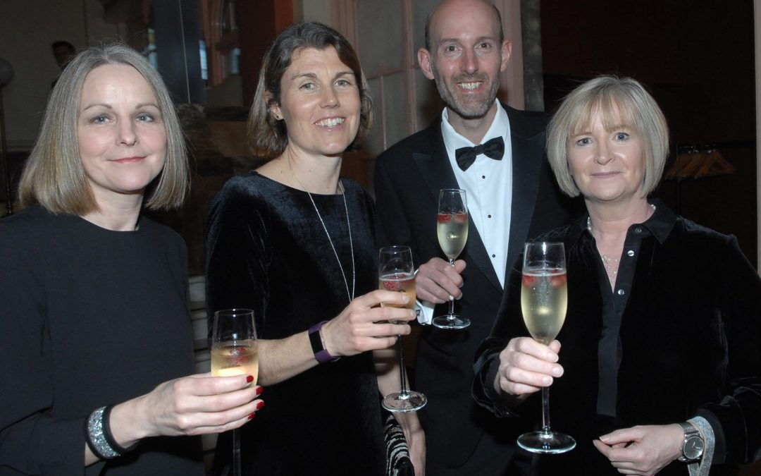 Cicada celebrates 10 years at Harrogate Business Awards