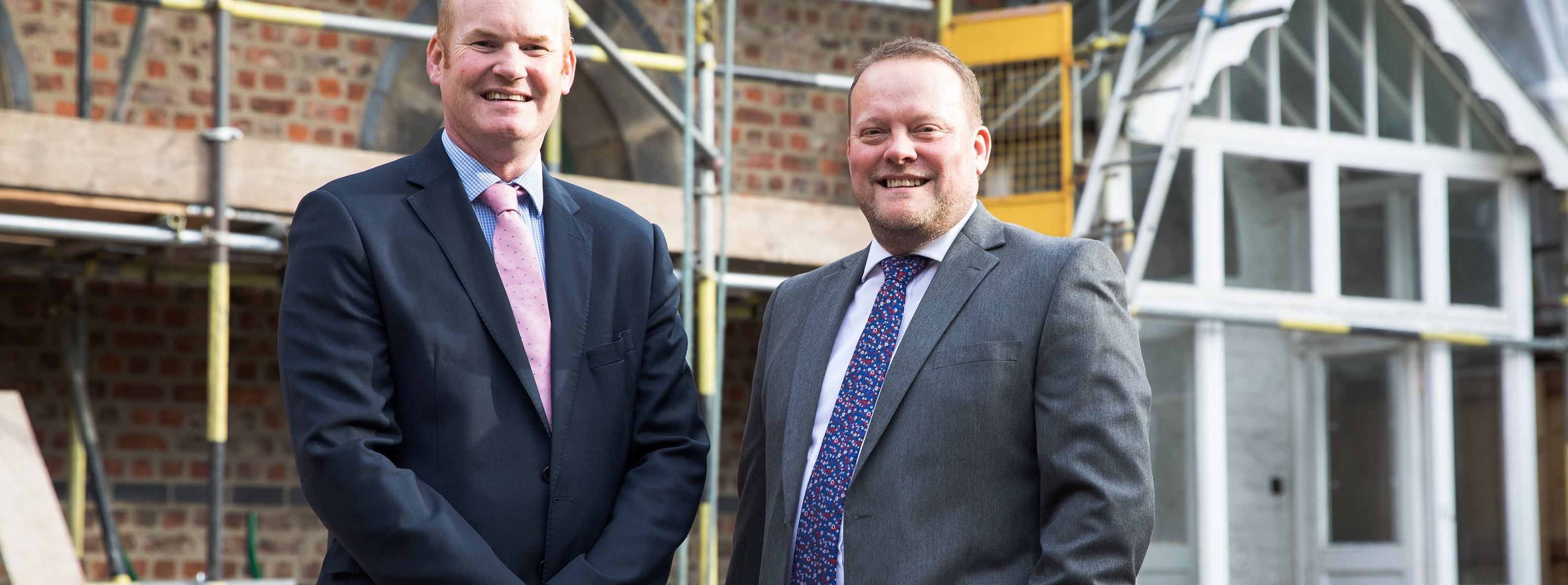 Alastair Gill, Northminster and Tim Cross, Langleys Solicitors