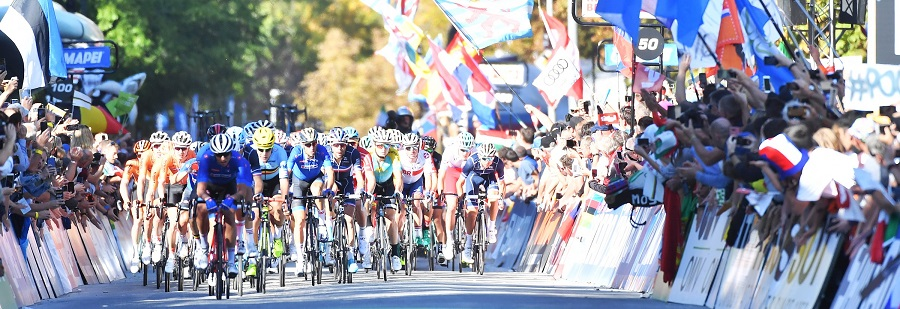 Event Services expert supports UCI Road World Championships