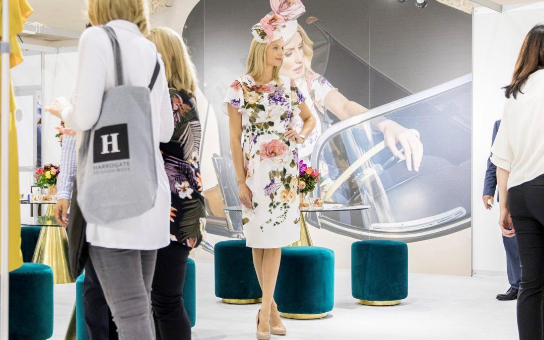 Fashionistas gather for Harrogate Fashion Week