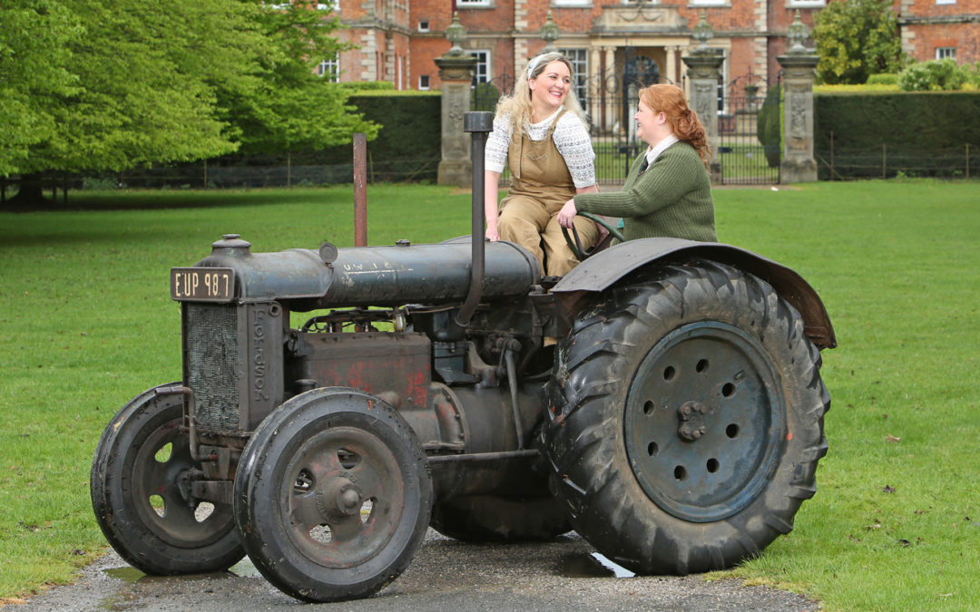 Centenarian theme for vintage Tractor Fest